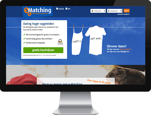 e-Matching Review