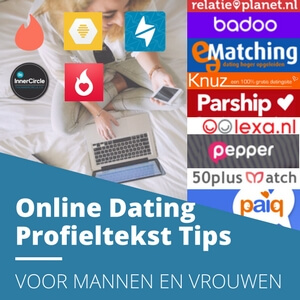 Online dating profieltekst