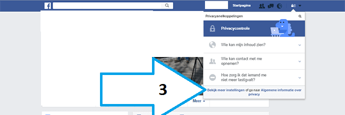 privacy Tinder en Facebook instellen