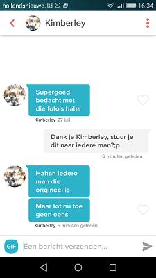 grappige dingen te zeggen over online dating