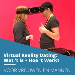 Thumbnail: VR virtual reality dating